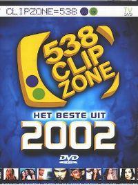 Cover  - 538 Clipzone - Het beste uit 2002 [DVD]